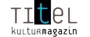 TITEL kulturmagazin Logo Footer